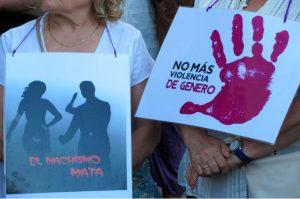 Violencia de género (Europa Press)