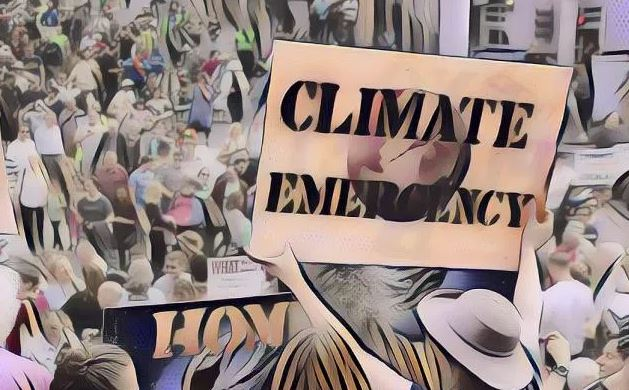 Justicia Social frente a la emergencia climática