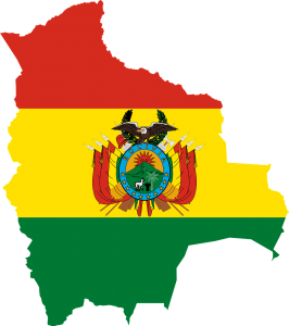 bolivia, borders, country