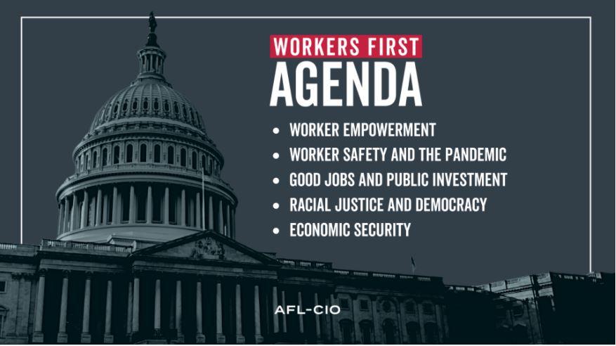 Cambio de gobierno en EEUU: Alivio institucional y sindical