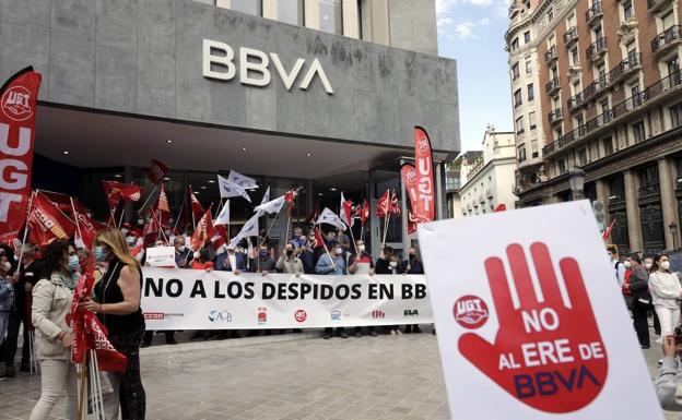 Una demostración más de lo imprescindible de la acción sindical: caso BBVA