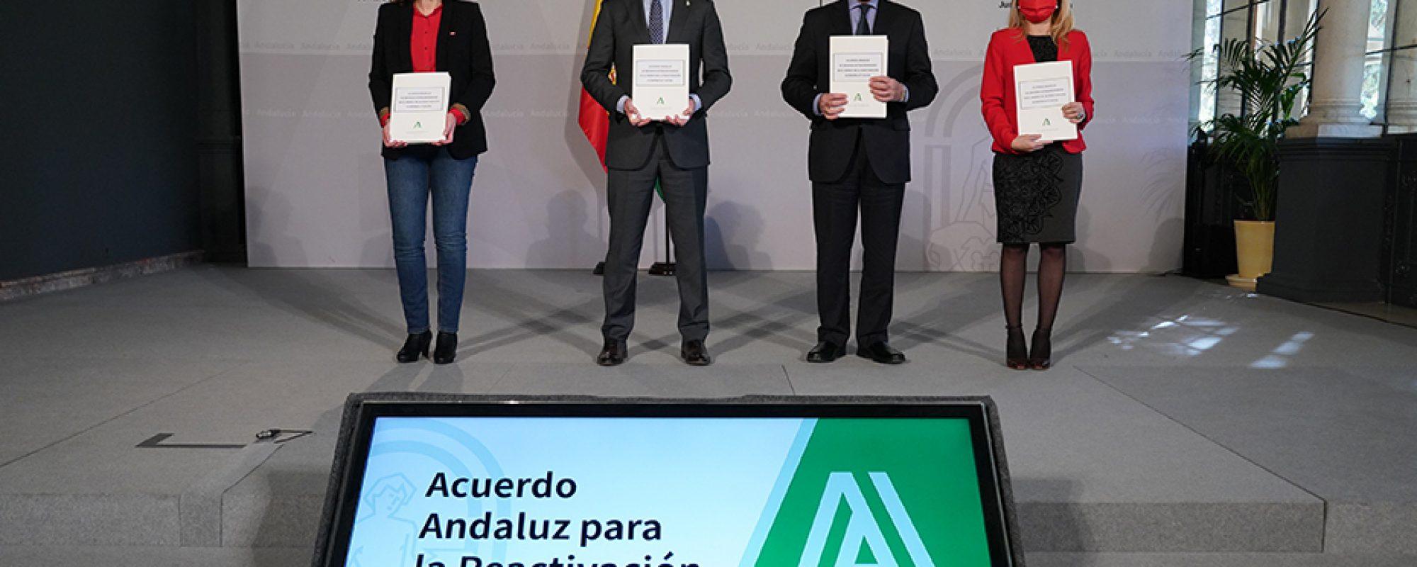 ACUERDO DE DS EN ANDALUCÍA