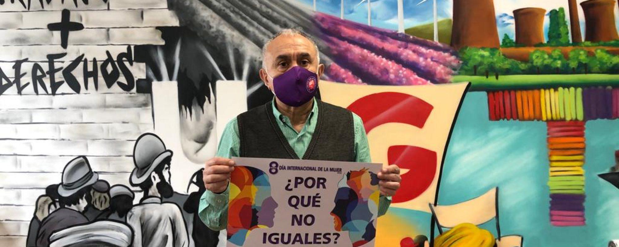 PEPE ÁLVAREZ, 8M 2021